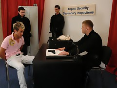 Martin, Roman, Paul and Jakub - Airport Security