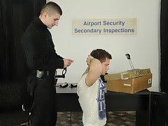 Daniel, Milan and David - AIRPORT SECURITY