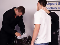 Honza, Ondra and Vlado - Airport Security
